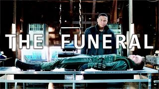 The Funeral (Oliver Queen)