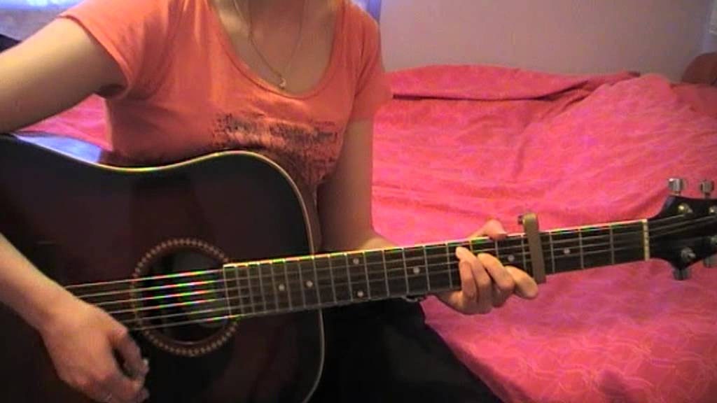 Kodaline High Hopes Guitar Cover Youtube