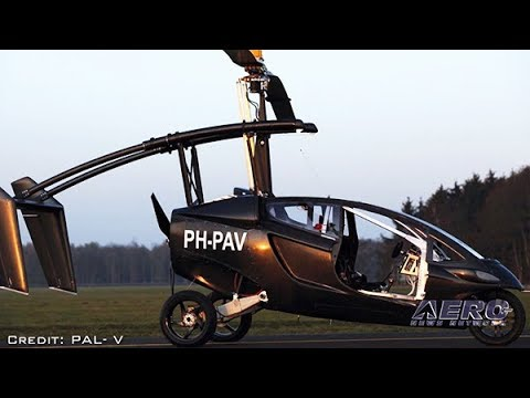 Airborne 02.07.18: Vahana eVTOL Flies!, PAL-V Production Model, FAA Comprehensive Testing
