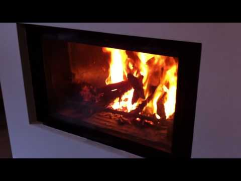 Intercambiador de calor para estufas o chimeneas de le a doovi - Como instalar una chimenea de lena ...