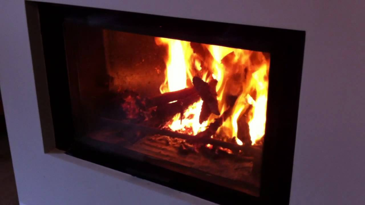 Como funciona una chimenea de le a recuperadora youtube - Como colocar una chimenea de lena ...