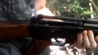 denix ak 47 field strip non firing replica assault rifle
