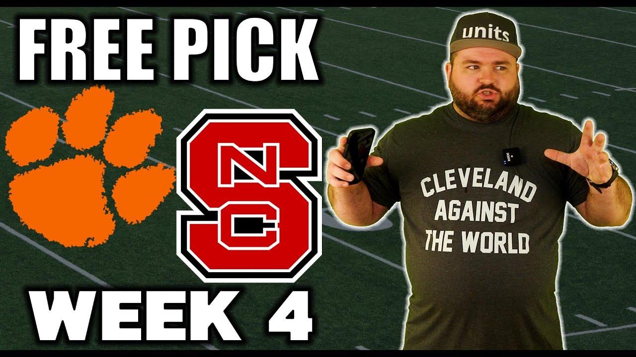 Clemson vs. NC State odds, line, spread: College football picks ...