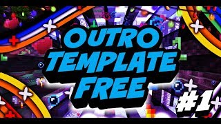 Download outro template gratis #1