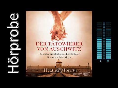 Der Tätowierer von Auschwitz YouTube Hörbuch Trailer auf Deutsch
