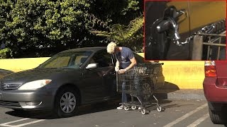 BAD Parking REVENGE prank! (Don