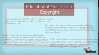 Legal and Ethical Issues in Higher Education