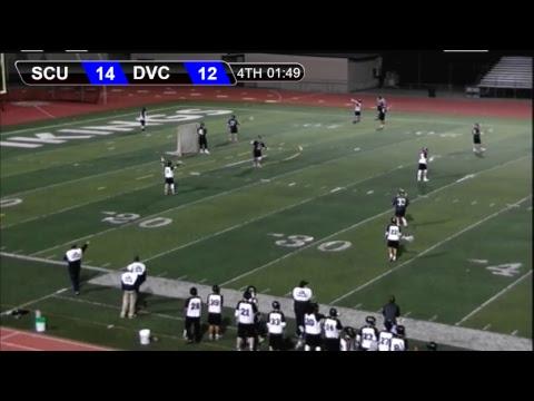 Diablo Valley College vs. Santa Clara University