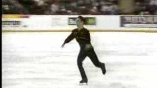 Michael Chack USA Skate Canada 1994