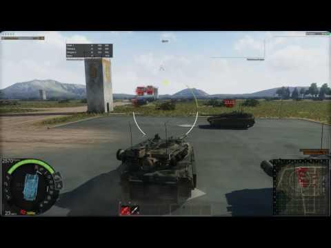Проблемы полигона Алабино в Armored Warfare
