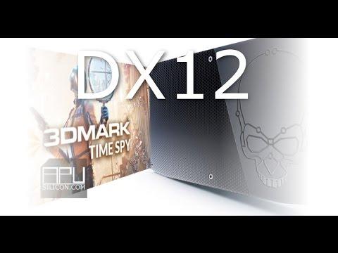 Intel Skull Canyon NUC - 3Dmark Time Spy DX12 Benchmark