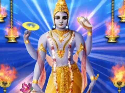 Sri Hari Stotram