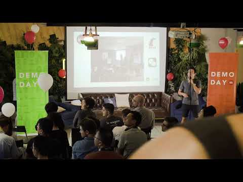 Coding Bootcamp Chengdu | Le Wagon Demo Day
