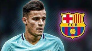 be5d4d08925a7 Primeiro Gol Do Philippe Coutinho Com A Camisa Do Fc Barcelona ...