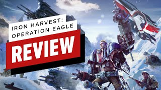 Iron Harvest: Operation Eagle Review (Video Game Video Review)