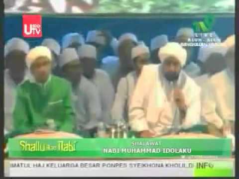Duhai Nabi Pujaan (Habib Syech)