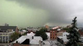 Tornado in Brooklyn 9.16.2010