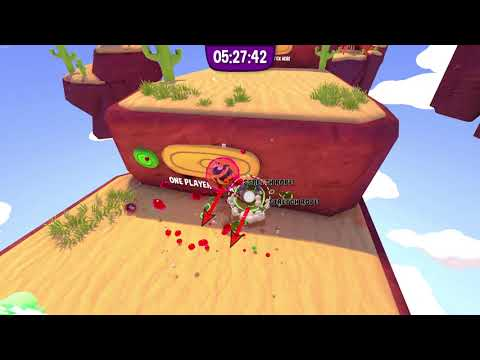 Fling to the Finish Gameplay (PC Game) |