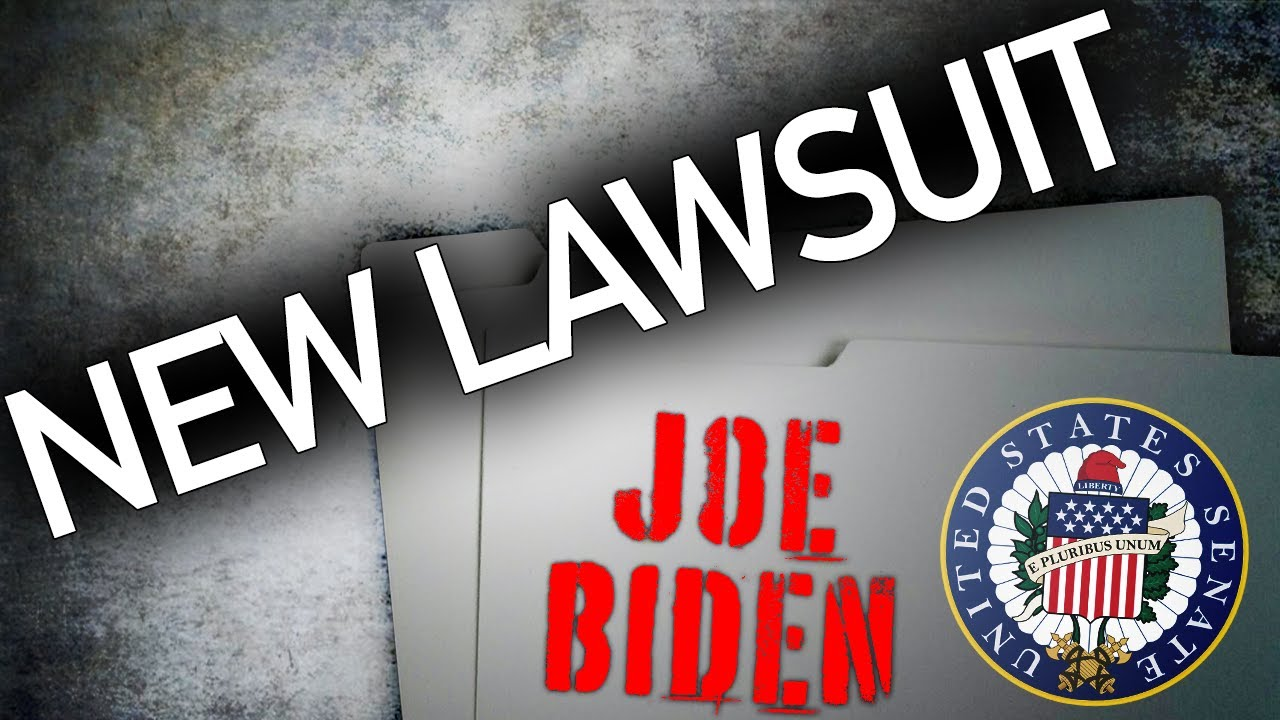 NEW: Judicial Watch Sues for Joe Biden's Senate Records!
