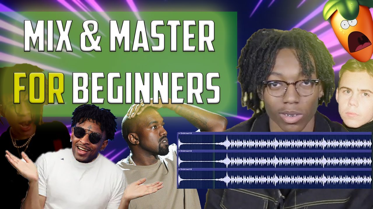 Download How to mix and master a song in fl studio 2020