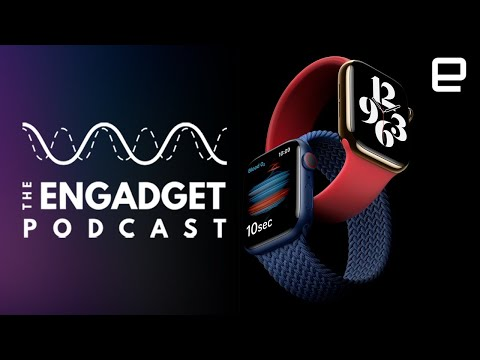Apple Watch Series 6 hands-on   Engadget Podcast Live