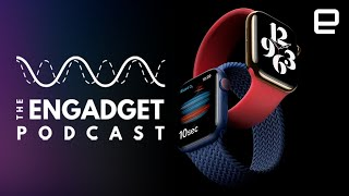 Apple Watch Series 6 hands-on | Engadget Podcast Live