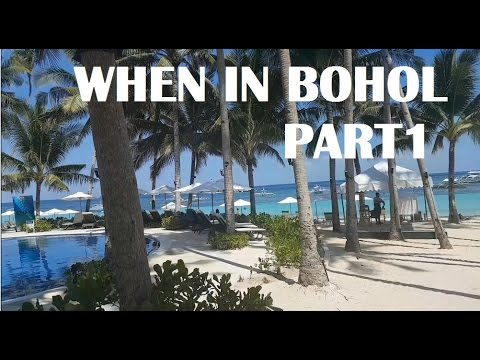BOHOL VACATION VLOG PART 1!!