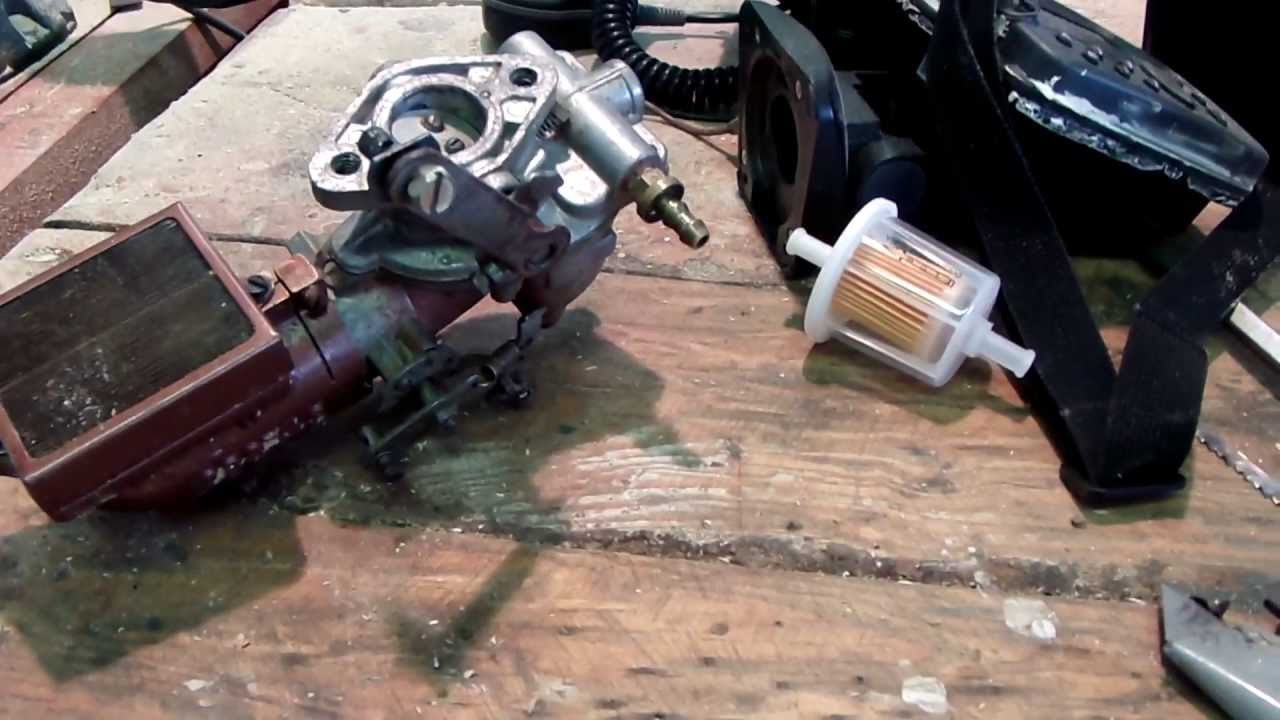 Installing an inboard motor in a small boat update 11 of 13