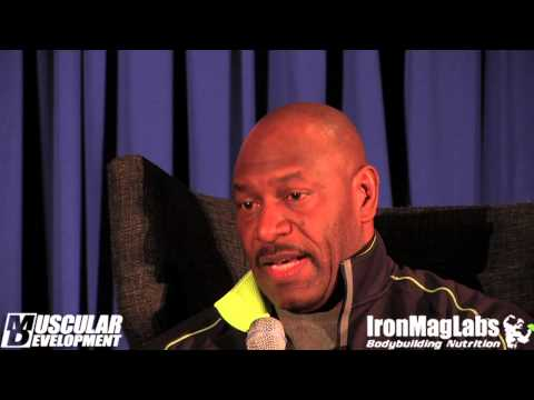 Arnold Classic 2015   Arnold Schwarzenegger and Lee Haney   Part 1
