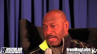 Arnold Classic 2015 | Arnold Schwarzenegger and Lee Haney | Part 1