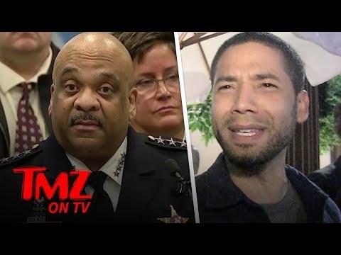 Police Superintendent Eddie Johnson says Jussie Smollet Was Being Greedy   TMZ TV