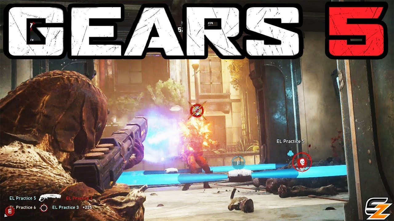 GEARS 5 Multiplayer Gameplay - 10 Minutes of Gears 5 Sniper Rifle Gameplay! thumbnail