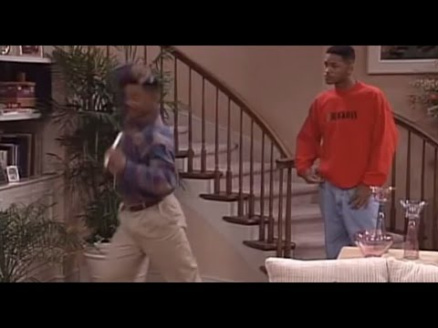 Fresh Prince of Bel Air - It's not unusual (The Carlton Dance)