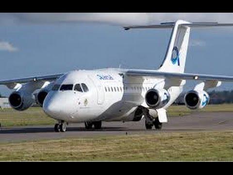 Полёт на British Aerospace BAe-146. FSX.