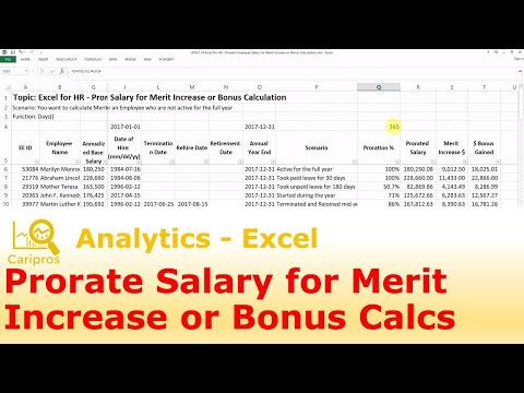 excel-for-hr---prorate-employee-salary-for-merit-increase-or-bonus-calculation