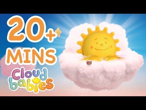 Cloudbabies - Sun's Midday Shine | Summer Stories