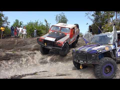 Rhino Charge 2016 Team 51 DeRanged Rovers