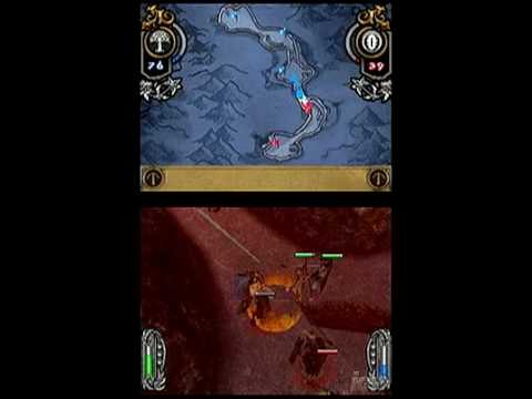 Lord Of The Rings The Conquest Ds