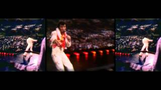 ELVIS Aloha From Hawaii 40th Anniversary Multi Screen Big Hunk