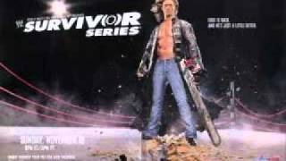 WWE Survivor Series 2007 Theme Song
