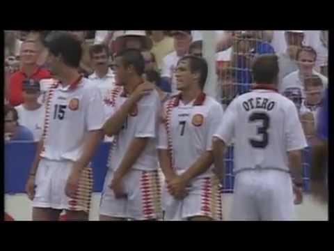 Usa 1994 Italia Spagna 2-1 (Dino Baggio - Roberto Baggio)