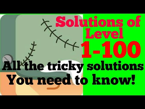 Tricky Test 2™: Genius Brain? Answers of level 1-100 | Think out of the box |