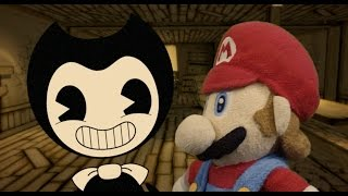 Bendy & The Ink Machine In A Nutshell