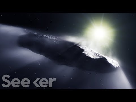 The Mystery of Our First Interstellar Visitor Just Got More Complicated
