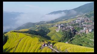 The Natural Beauty of Guilin, China | Guilin  Aerial Photography