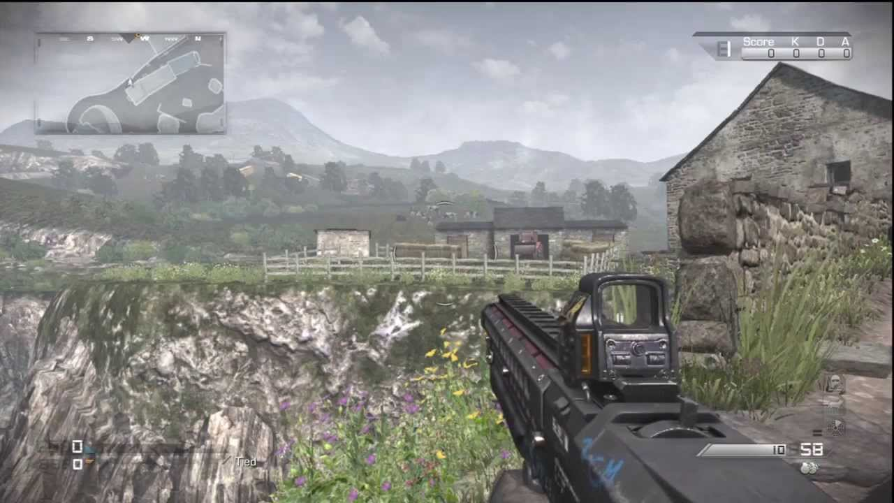 Images of Cod Ghosts Maps - #rock-cafe