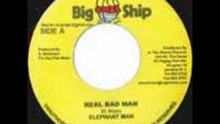 Elephant Man - Real Bad Man