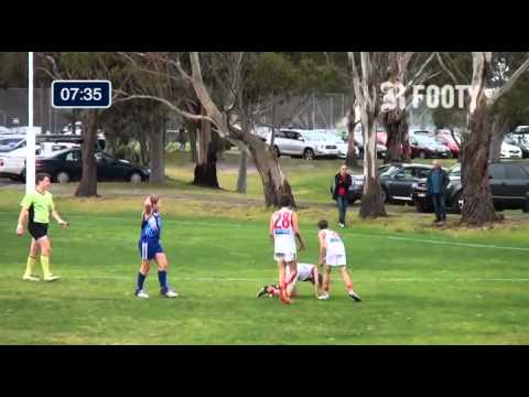 2013 SMJFL Grand Final Under 14 Div 2 - Prahran v South Melbourne White