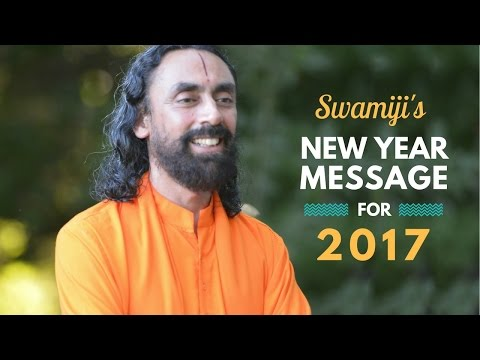 Swamiji's New Year Message for 2017