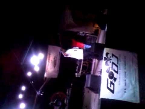 Big Nutt@the go dj bayou urban music conference